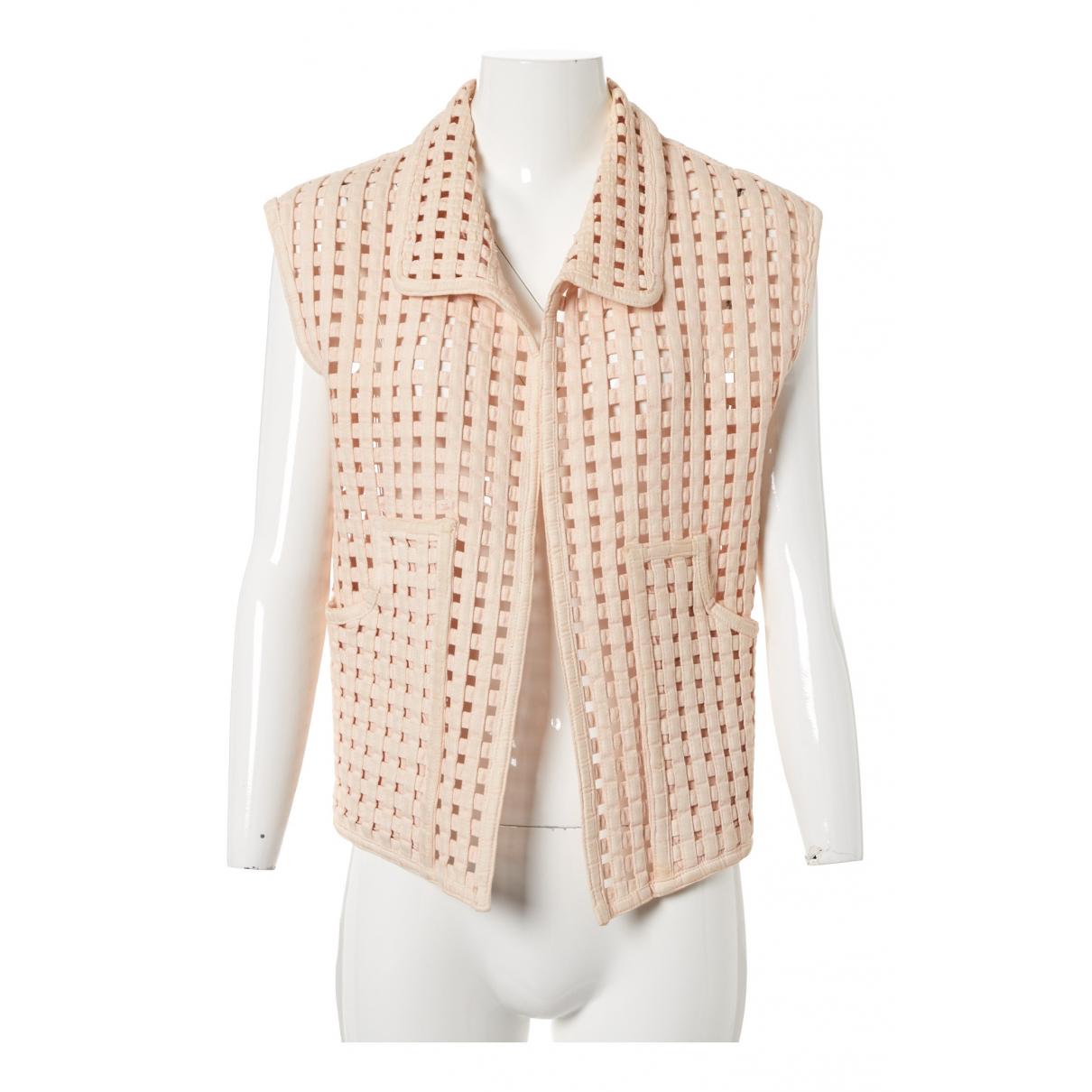 Isabel Marant \N Pink Cotton jacket for Women 34 FR