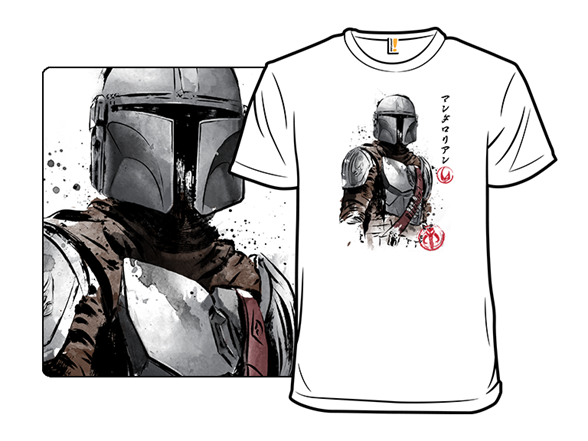 A Clan Of Two Mando T Shirt