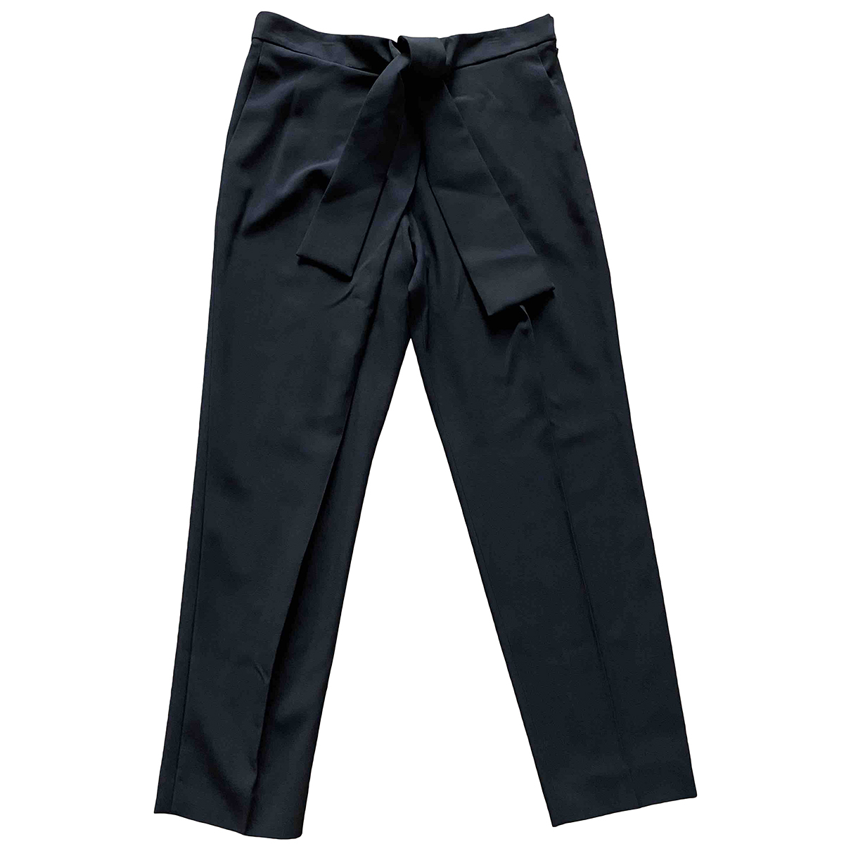 Chloé N Black Trousers for Women 42 FR