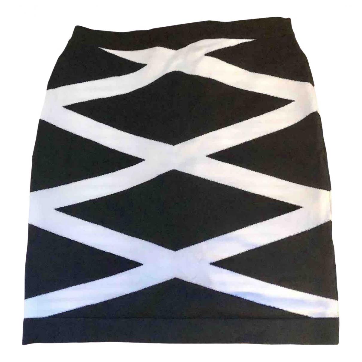 Mini falda Balmain