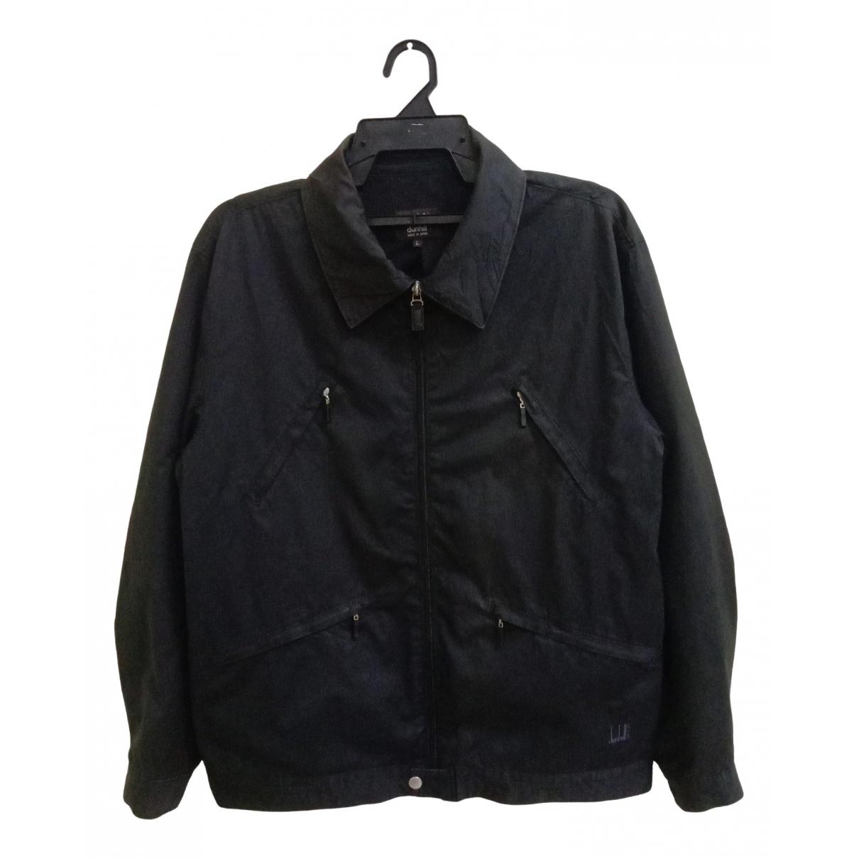 Alfred Dunhill \N Black jacket  for Men L International