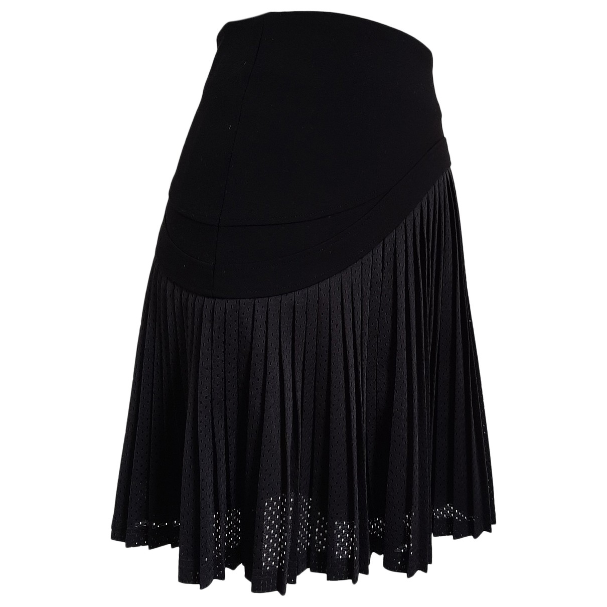 Karl Lagerfeld \N Black skirt for Women 38 IT