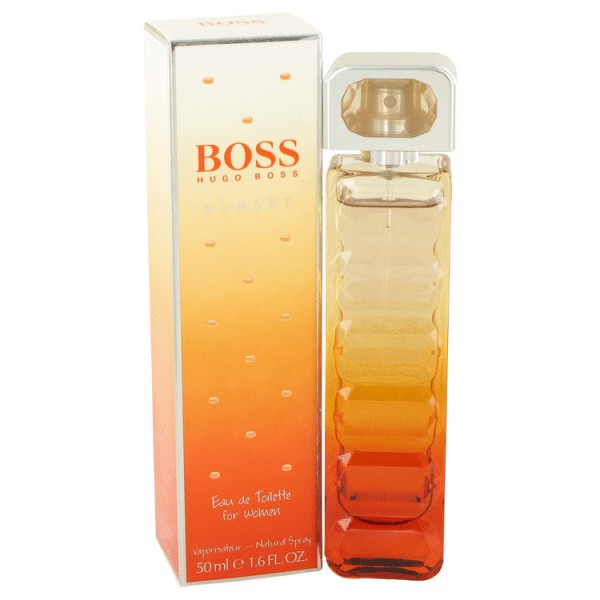 Boss Orange Sunset - Hugo Boss Eau de Toilette Spray 50 ML