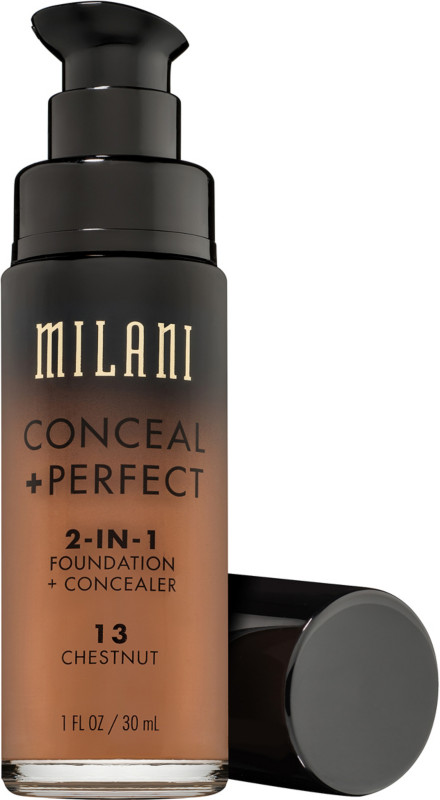 Conceal + Perfect 2-in-1 Foundation + Concealer - Chestnut
