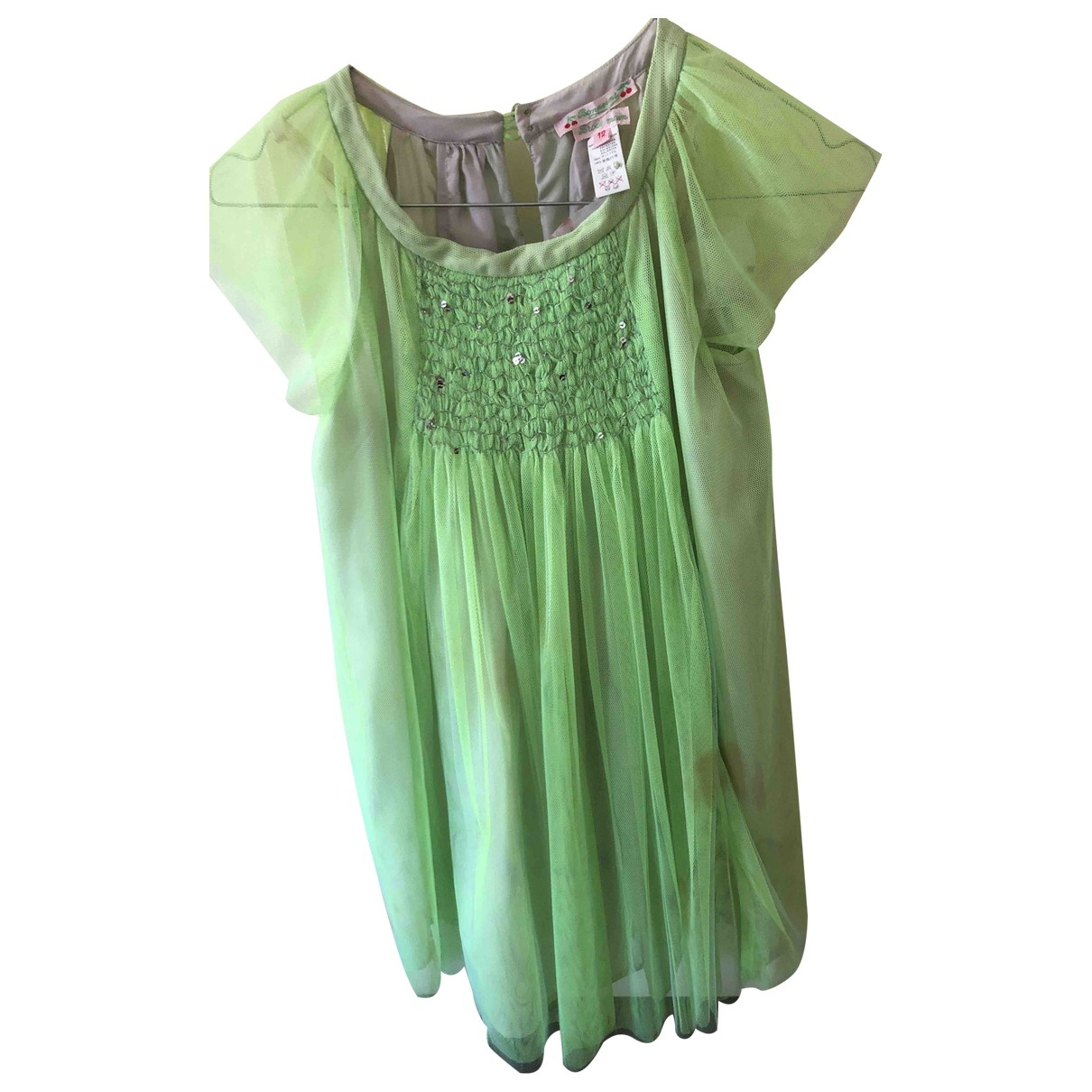 Bonpoint \N Green Outfits for Kids 12 years - XS FR