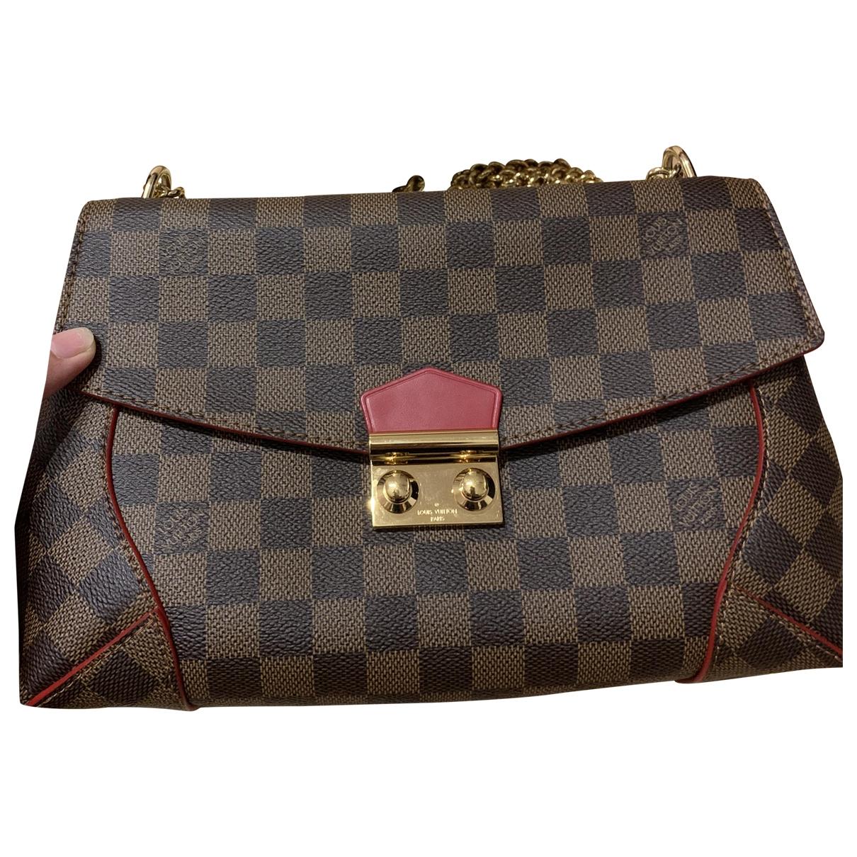 Bolso  Caissa de Lona Louis Vuitton