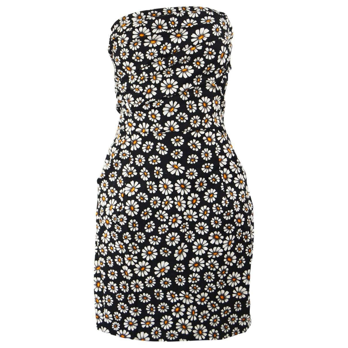 Romeo Gigli \N Kleid in  Bunt Baumwolle