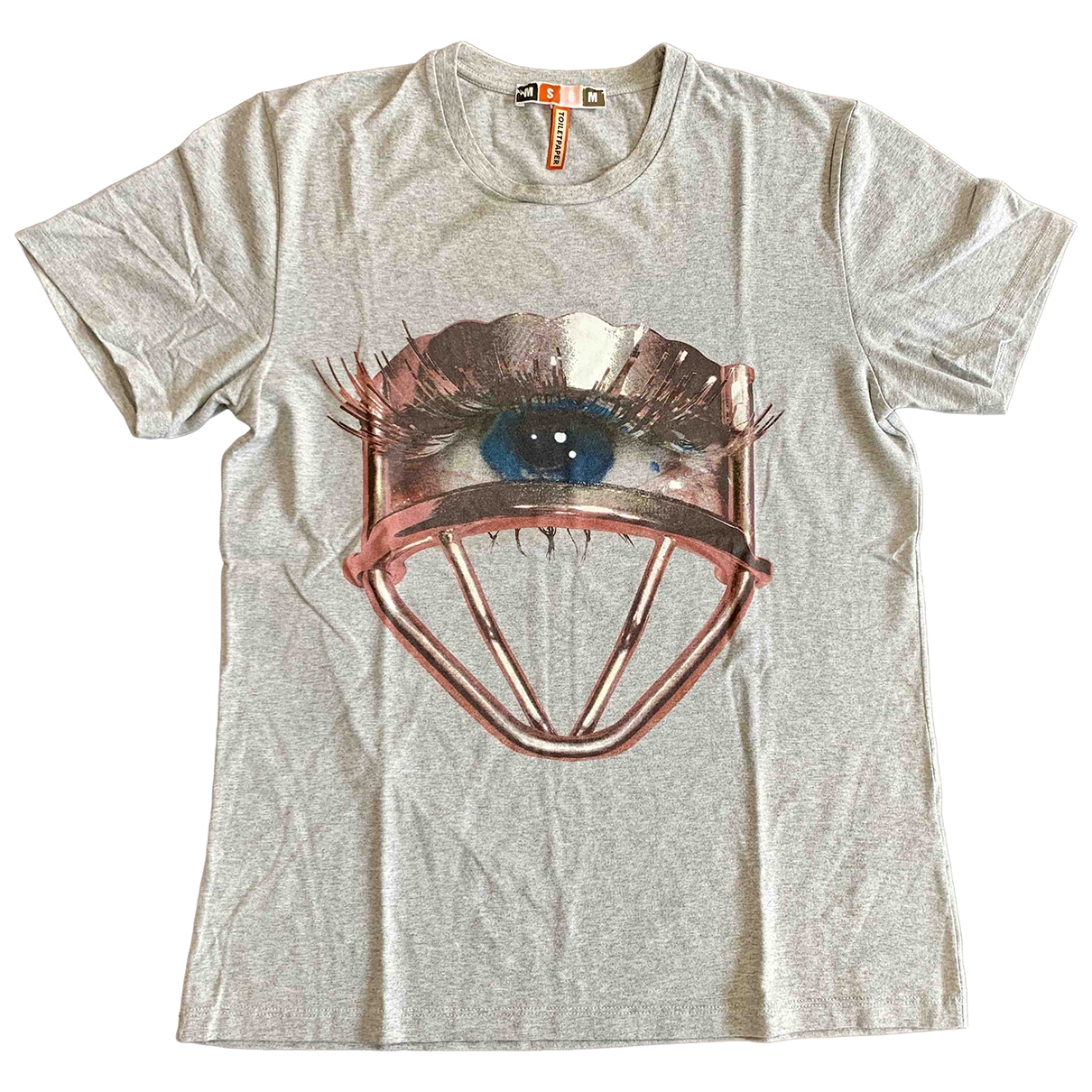Msgm \N Grey Cotton  top for Women 32 FR