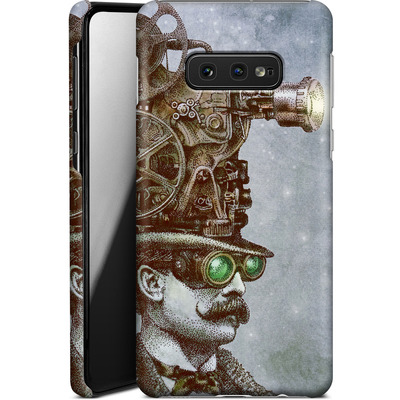 Samsung Galaxy S10e Smartphone Huelle - The Projectionist von Eric Fan