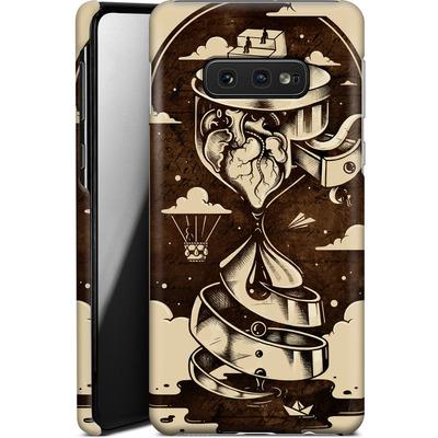 Samsung Galaxy S10e Smartphone Huelle - Time Heals von Enkel Dika