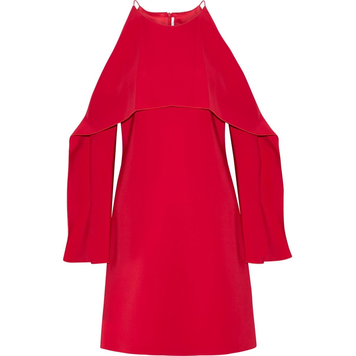 Rosetta Getty \N Kleid in  Rot Viskose