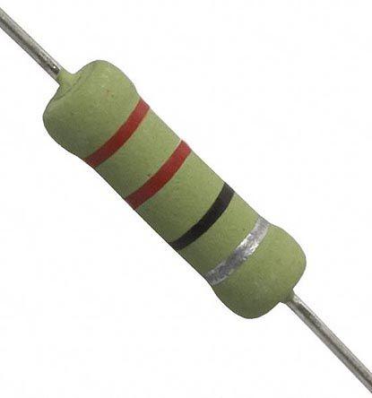 Arcol Ohmite 22Ω Silicone Ceramic Resistor 1W ±10% OX220KE (5)
