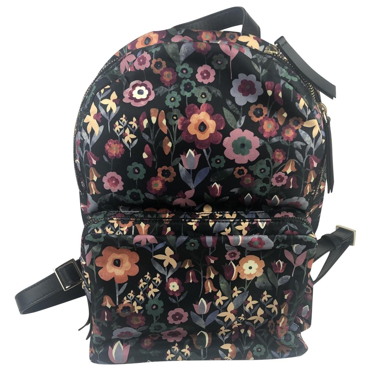 Red Valentino Garavani \N Multicolour Cloth backpack for Women \N