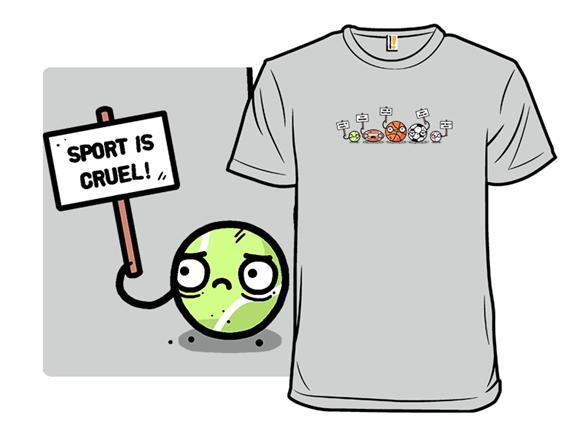 Ball Pain T Shirt