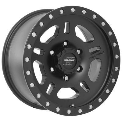 Pro Comp La Paz Series 29, 17x8.5 Wheel with 6 on 5.5 Bolt Pattern - Satin Black - 5029-78583