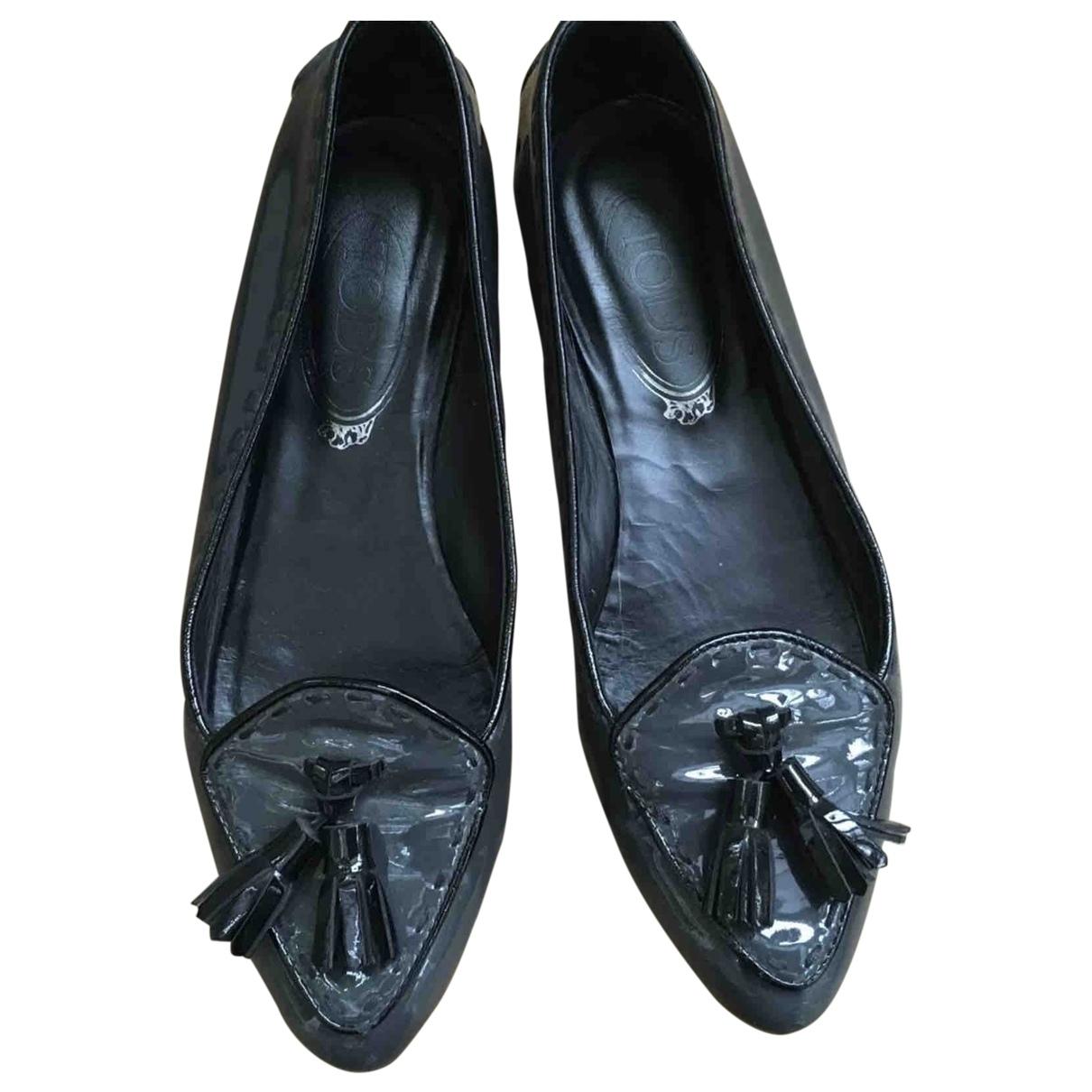 Bailarinas de Charol Tods