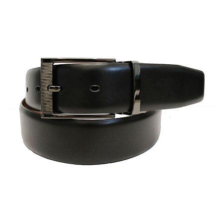 JF J.Ferrar Reversible Belt, 38 , Black