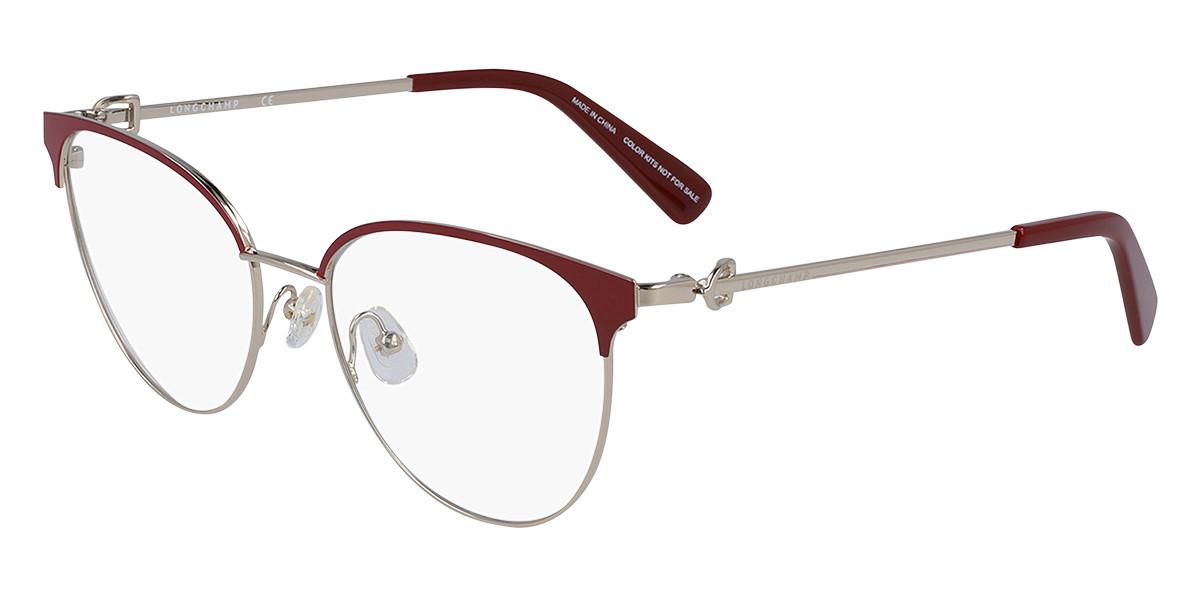 Longchamp LO2134 721 Women's Glasses Gold Size 52 - Free Lenses - HSA/FSA Insurance - Blue Light Block Available
