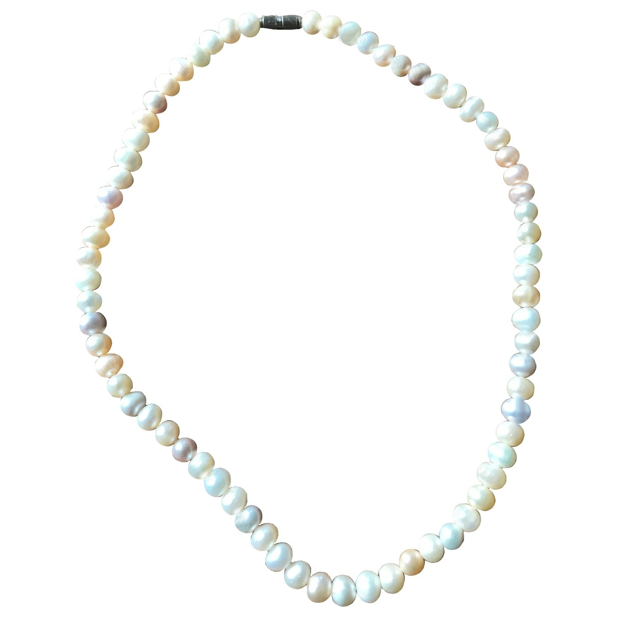 Collar Nacre de Perlas Non Signe / Unsigned