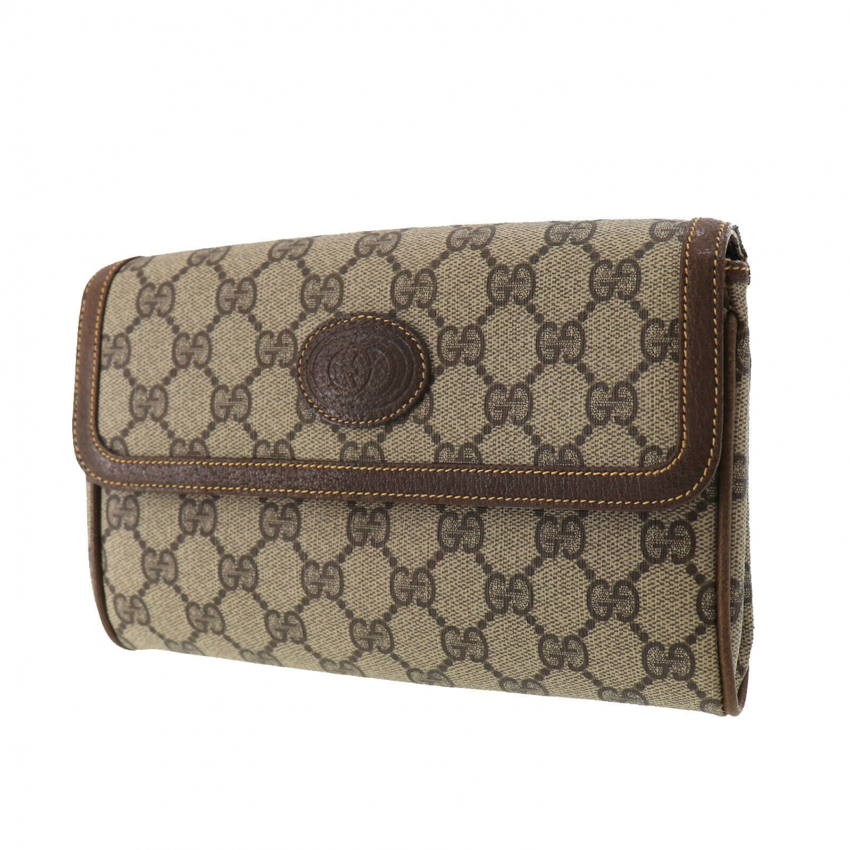 Gucci \N Clutch in Leder