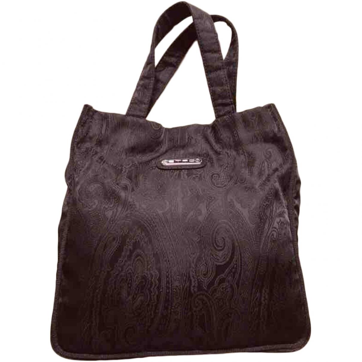 Etro \N Black handbag for Women \N