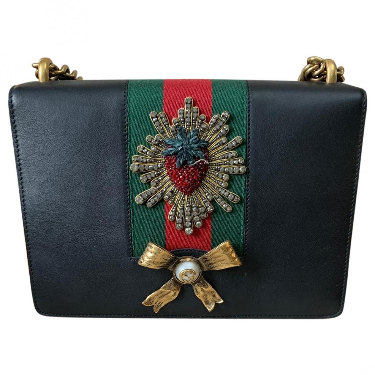 Gucci \N Multicolour Leather handbag for Women \N