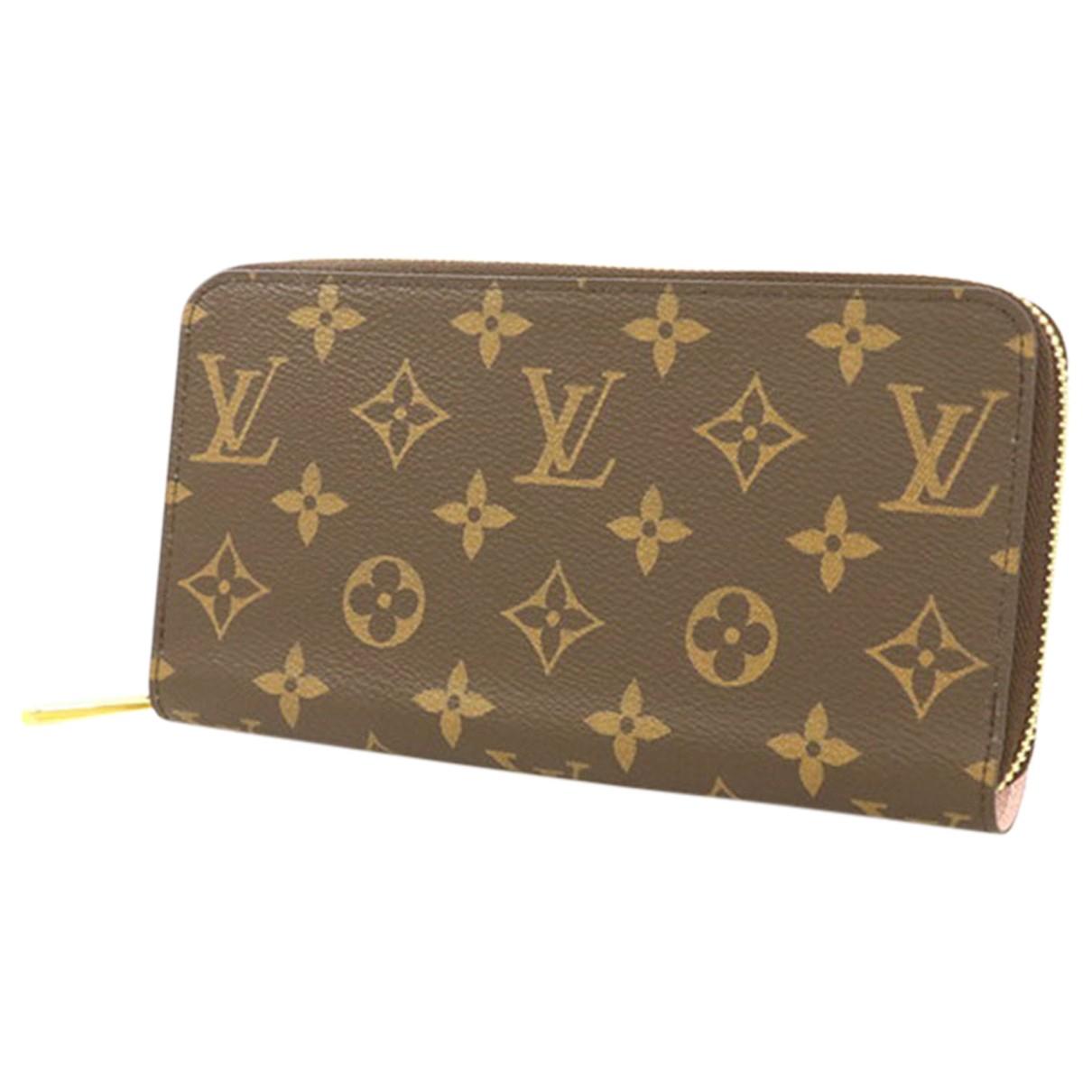 Louis Vuitton N Leather wallet for Women N