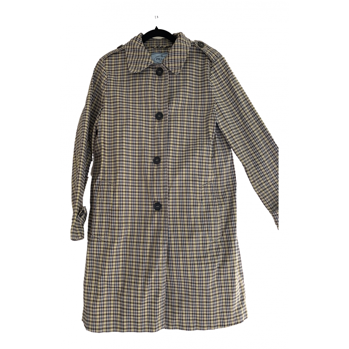 Prada - Manteau   pour femme - multicolore