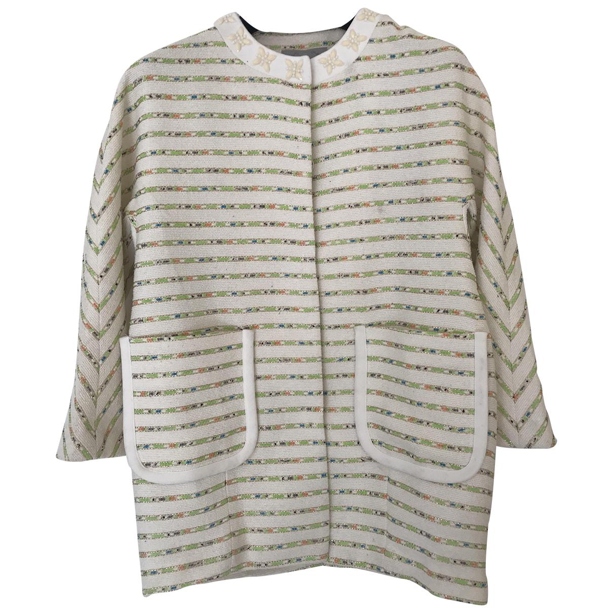 Non Signé / Unsigned \N White coat for Women S International