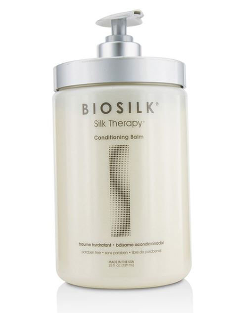 Silk Therapy Conditioning Balm - 25oz