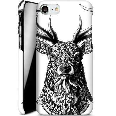 Apple iPhone 8 Smartphone Huelle - Ornate Buck von BIOWORKZ