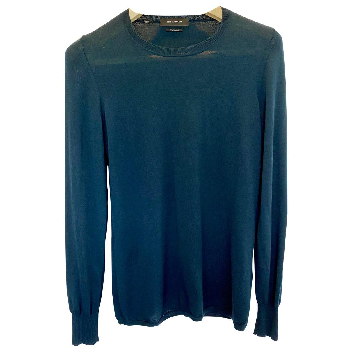 Isabel Marant \N Green Wool Knitwear for Women 40 FR