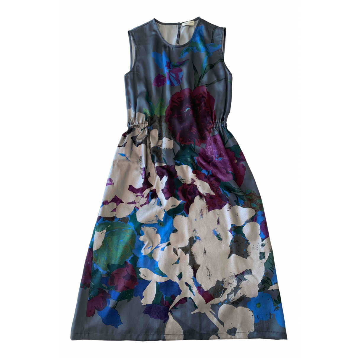 Dries Van Noten N Multicolour Silk dress for Women 36 IT
