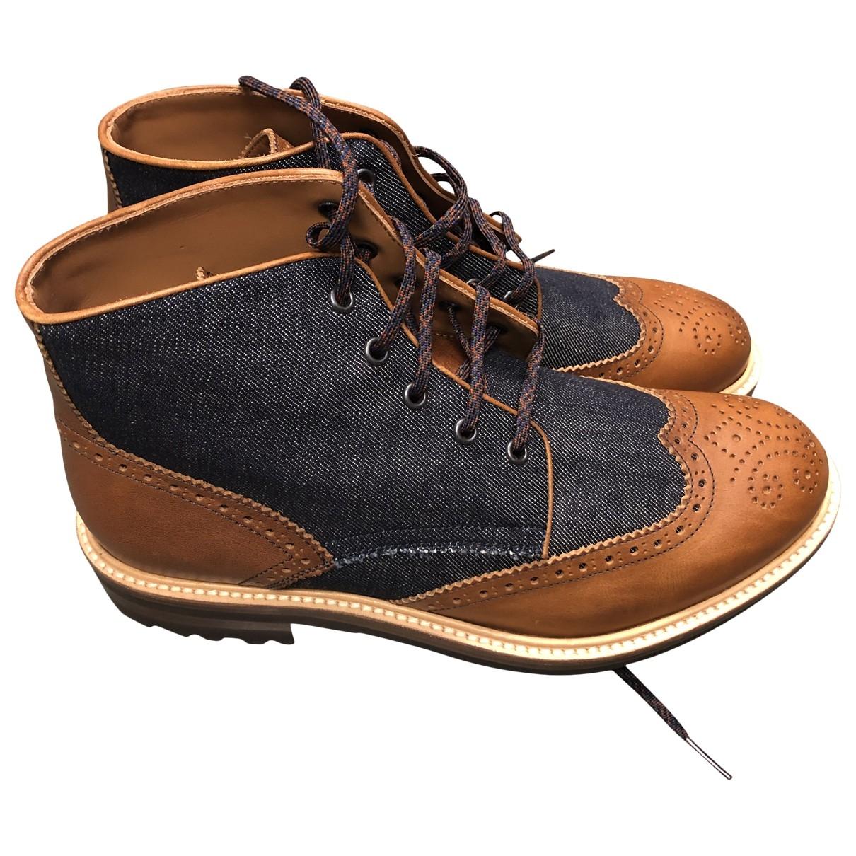 Dsquared2 \N Multicolour Boots for Men 41.5 EU