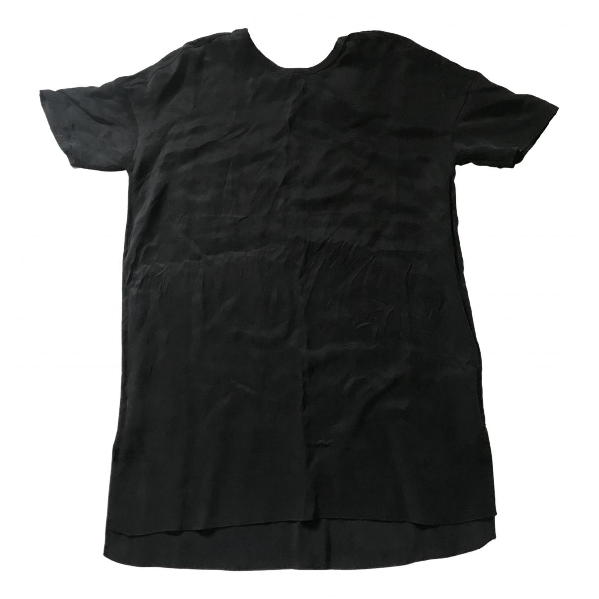 American Vintage - Top   pour femme en coton - anthracite