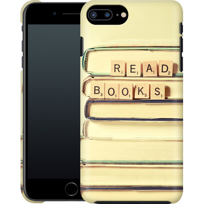 Apple iPhone 8 Plus Smartphone Huelle - Read Books von Joy StClaire