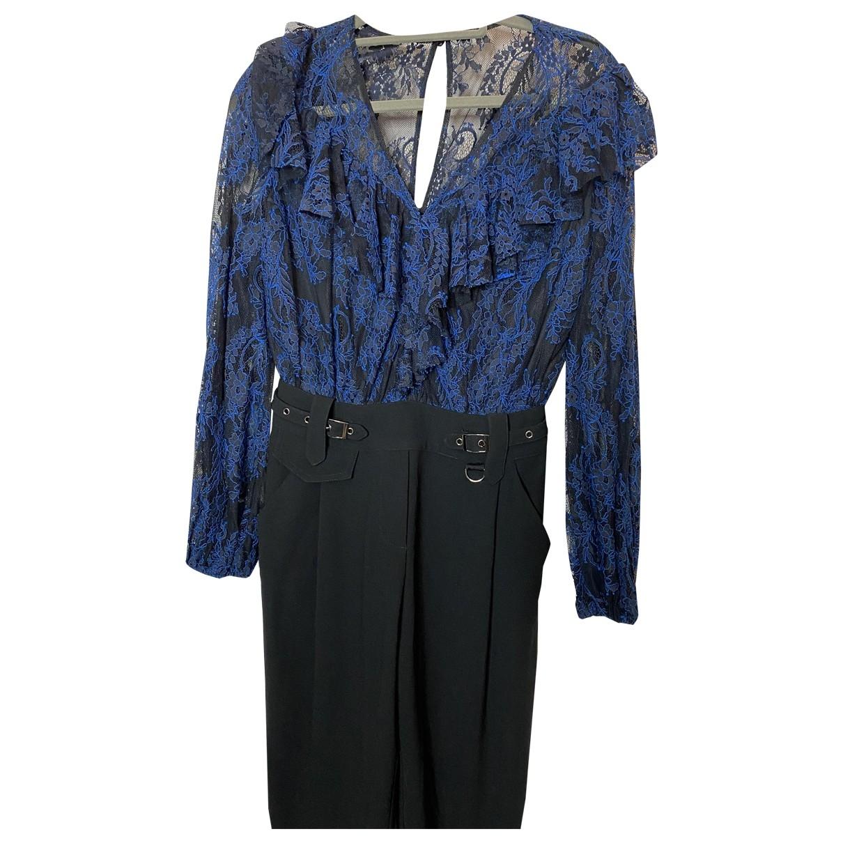 Three Floor Fashion - Combinaison   pour femme - noir