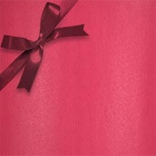 #f0013 Groove Stripe Pink - Gift Wrap - 30 X 833' - - Gift Wrapping Paper by Paper Mart