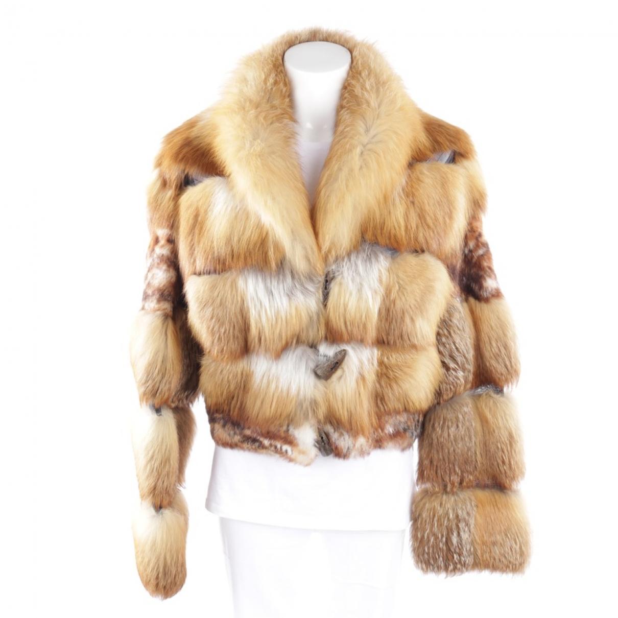 Jitrois \N Multicolour Fur jacket for Women 40 FR
