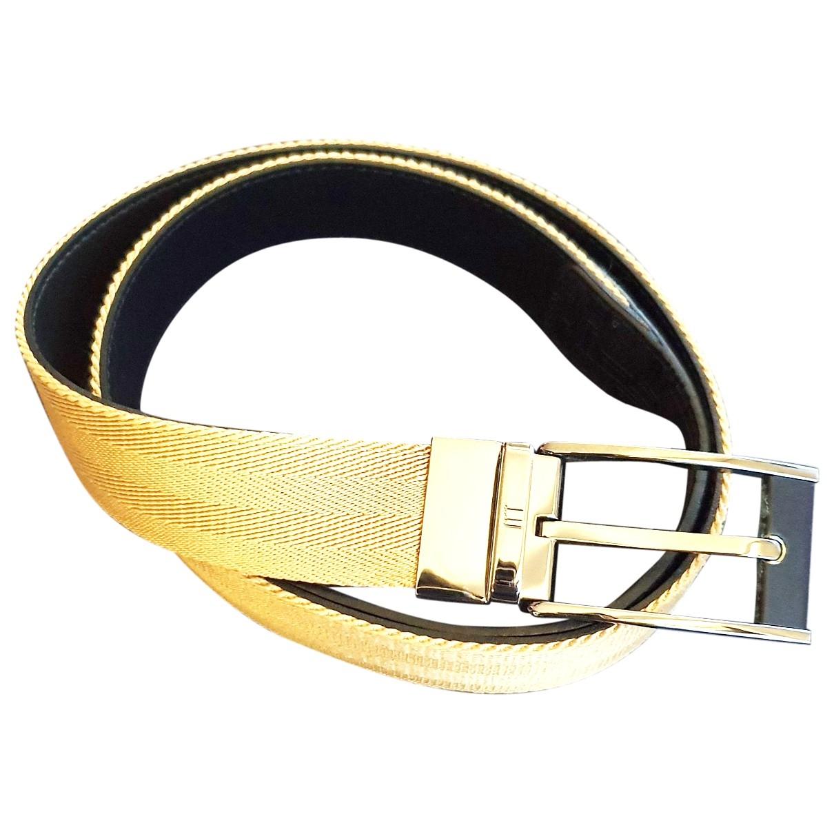 Cinturon de Lona Alfred Dunhill