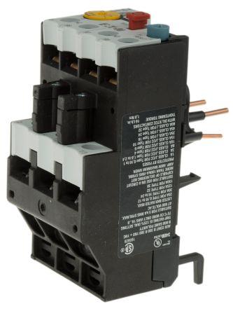 Eaton Overload Relay - NO/NC, 16 → 24 A F.L.C, 24 A Contact Rating, 6 W, 500 V ac