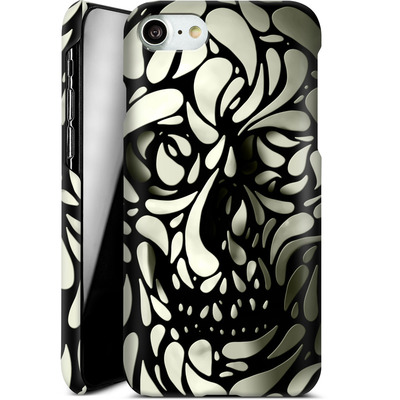 Apple iPhone 8 Smartphone Huelle - Skull von Ali Gulec