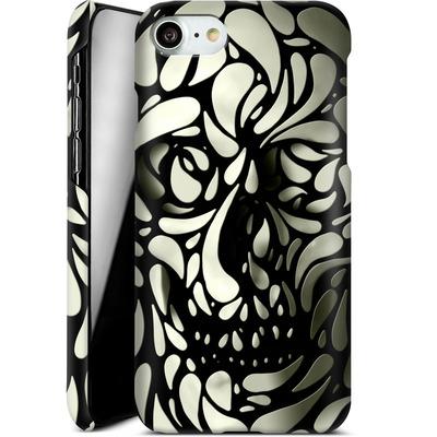 Apple iPhone 8 Smartphone Huelle - Skull von Ali Gulec
