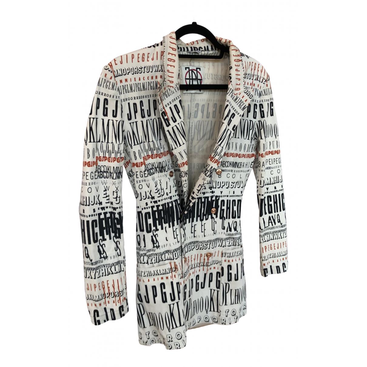 Jean Paul Gaultier - Veste   pour femme en coton - multicolore