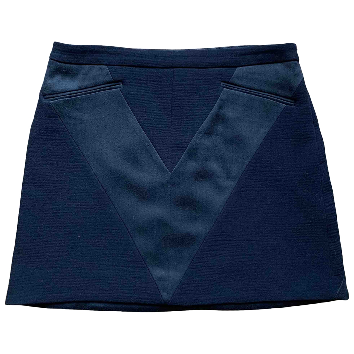 Mini falda de Lana Versace