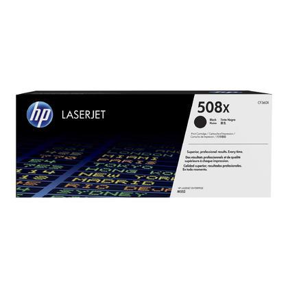 HP 508X CF360X cartouche de toner originale noire haute capacité 12500 Pages