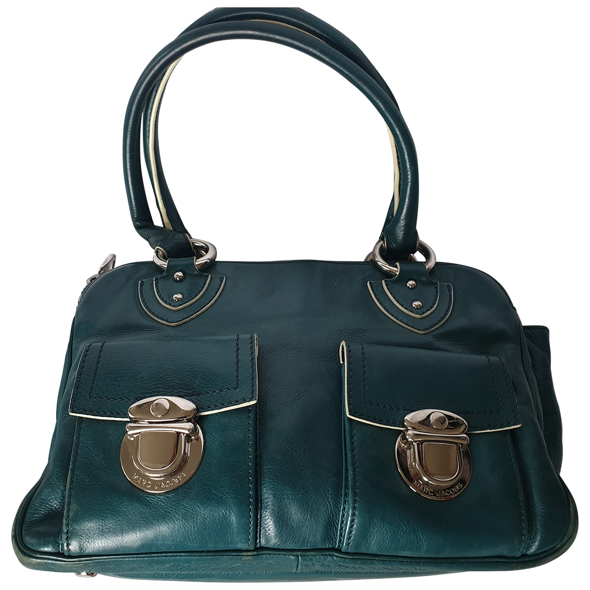 Marc Jacobs \N Green Leather handbag for Women \N
