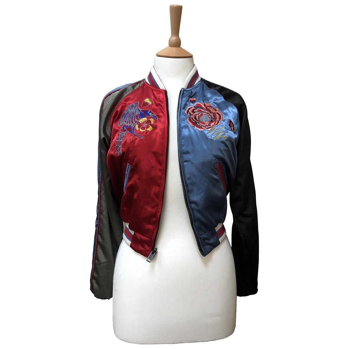 Diesel - Veste   pour femme - multicolore