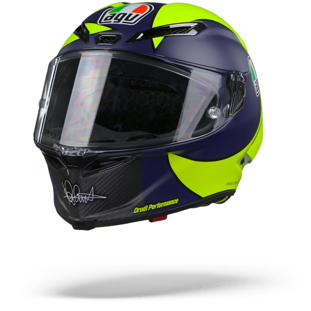 AGV Pista GP RR Soleluna 2019 Casque Integral MS
