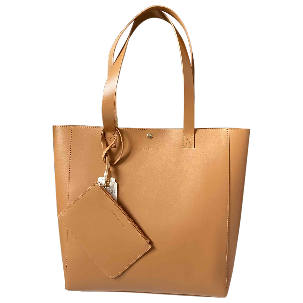 Sud Express N Camel Leather handbag for Women N